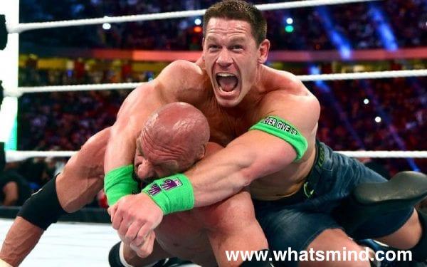 Doctor of Thuganomics, John Cena