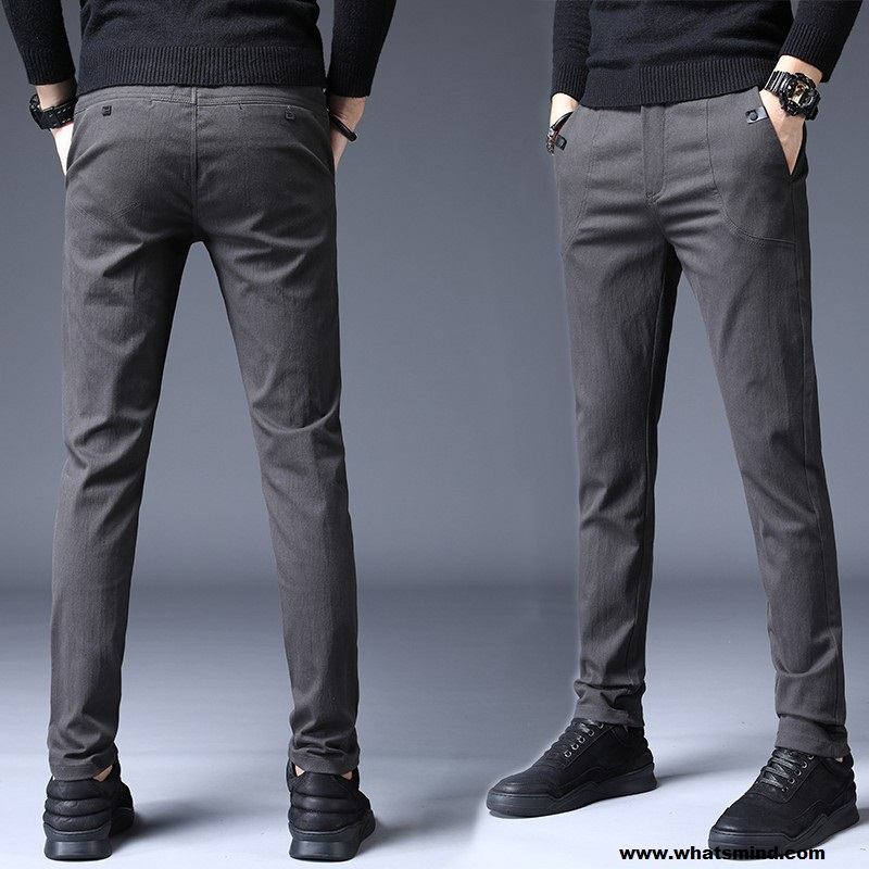 5 types of pants every guy should own