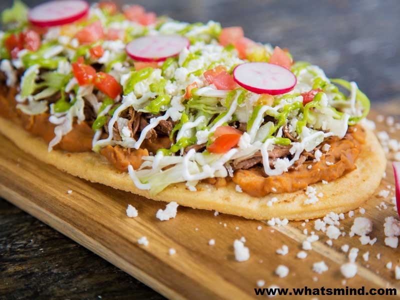 Huaraches Food: Acclaimed around the sphere