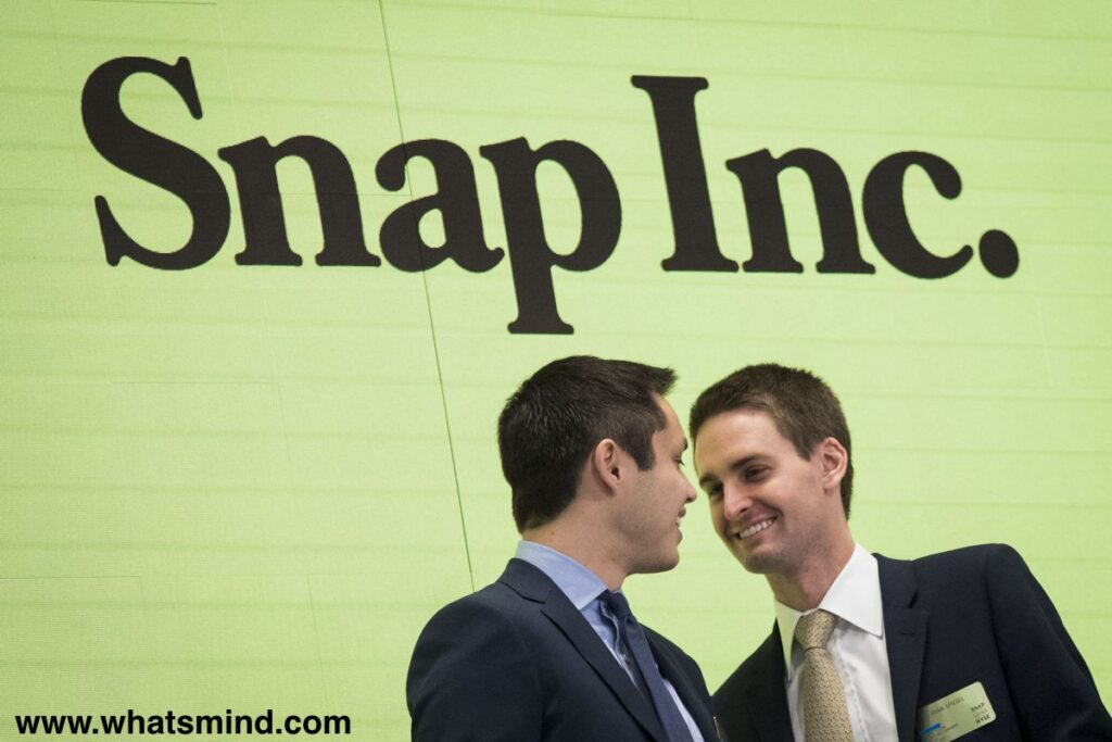 Who owns Snapchat? A mind-boggling idea