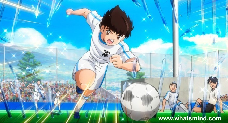Best Sports Anime by Whatsmind