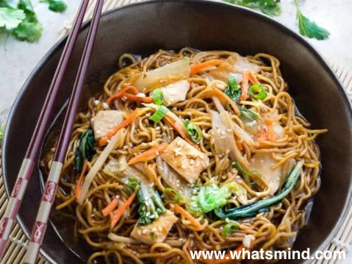 Chinese food: mouth-watering delicious recipes by whatsmind
