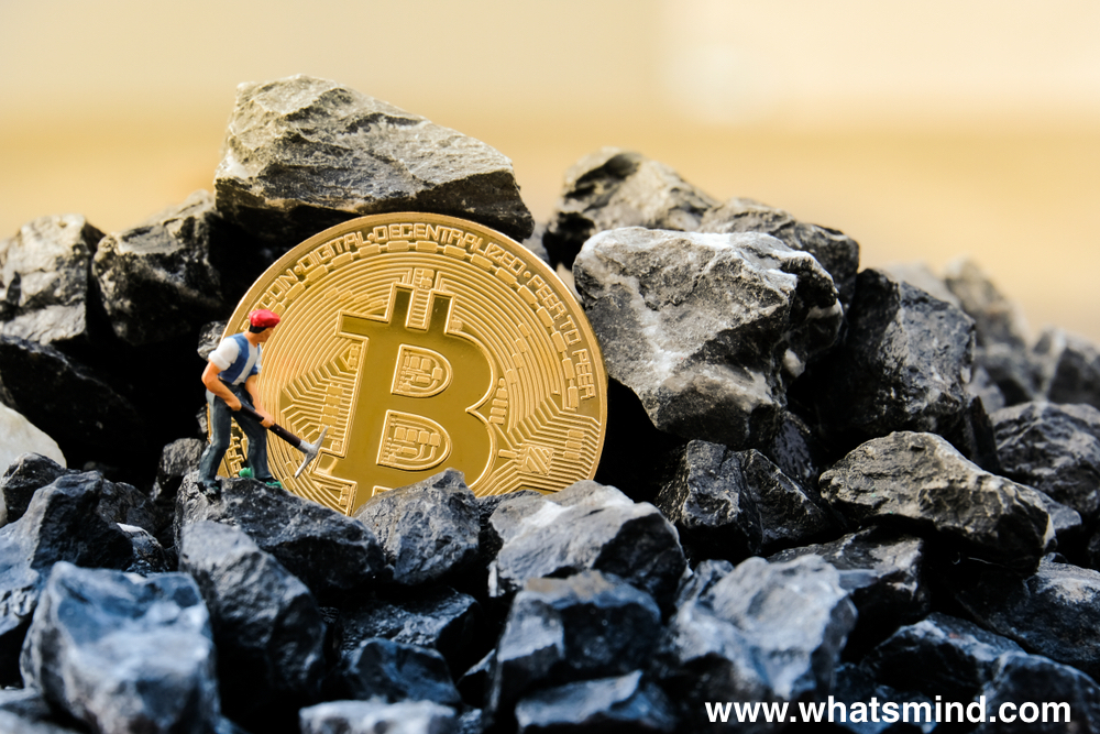 Free bitcoin mining explained by Whatsmind