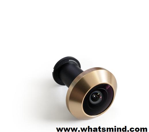 Peephole Camera: A Modern Security Device.