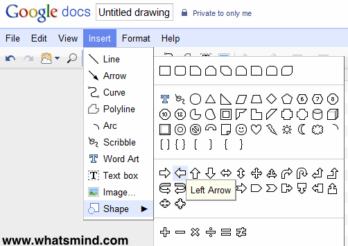 How to add text box in Google Docs?